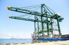 Doosan Vina ships three more gantry cranes to India
