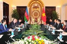 Vietnam, Azerbaijan discuss ways for stronger cooperation