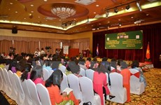 Vietnamese, Cambodian women's unions sign agreement