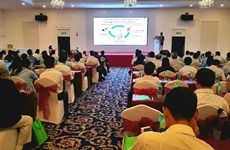 Conference connects Japanese, Mekong Delta firms in environment business