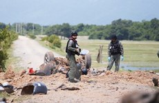 Attack on army vehicle claims one life in southern Thailand