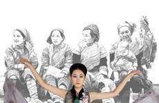 Vietnam celebrates 40 years in UN with brocade show