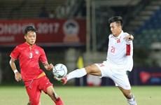 U18 Vietnam eliminated from AFF U18 Championship