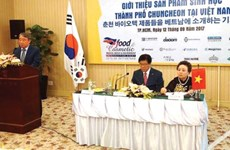 Korean bioproducts penetrate into Vietnamese market
