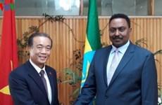 Ethiopia suggests reopening of Vietnamese embassy