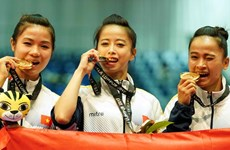 VN targets eight golds at Asian Indoor and Martial Arts Games
