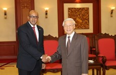 Cuban Ambassador honoured with Friendship Order