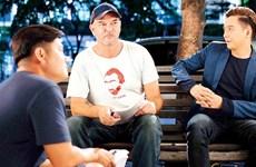 US film director finds his roots in Vietnam
