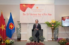 Vietnam's National Day celebrated in US, Indonesia