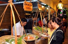 Festival to showcase five continents' cuisine