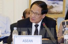 ASEAN reinforces relations with UN, Switzerland
