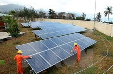 HCM City wants investment in solar power