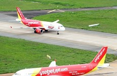 Vietjet named among Forbes' 50 best listed companies