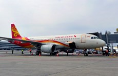 New direct air route links Hanoi, China's Jiangxi province