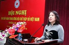Hanoi to host Southeast Asia Red Cross leadership meeting
