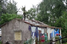 Fatalities in Typhoon Doksuri increase to nine, four missing