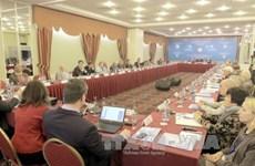 Russia hosts international workshop on East Sea