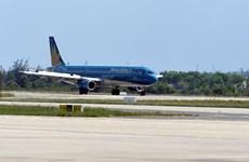 Vietnam Airlines resumes service on Hanoi-Tuy Hoa route