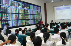 Market corrects after long rally