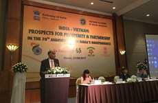 Seminar highlights Vietnam-India partnership prospects