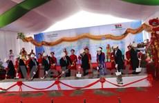 Sumitomo begins building Thang Long Industrial Park III