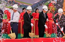 Work begins on Vietnam's first aircraft engine parts factory