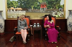 Hanoi keen to boost cooperation with Ireland