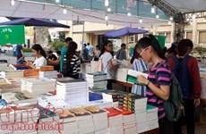 Fourth Book Fair opens in Hanoi