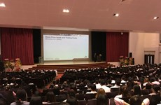 Int'l finance conference opens in HCM City