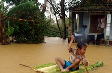 Child-centred disaster risk reduction key to protect children: UNICEF official