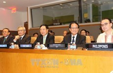 FM Pham Binh Minh highlights ASEAN's central role in New York
