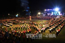 Visitors dazzled by cultural activities in Yen Bai