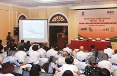 Vietnam, India cooperate in shipbuilding