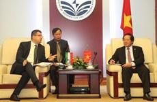 Vietnam, Hungary step up ICT cooperation