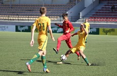 Vietnam loses 1-3 to Australia in AFC U16 qualifier
