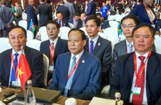 Vietnam attends Interpol General Assembly in China