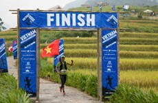 Vietnamese wins 100km at Vietnam Mountain Marathon