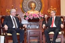 Vietnam-Australia trade ties thriving