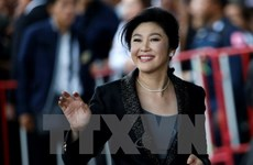 Thai court sentences former PM Yingluck to five years in jail