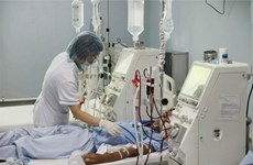 Water used for kidney dialysis fails to meet int'l standards: expert