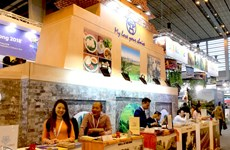 Vietnam promotes tourism at Paris international fair
