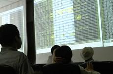 VN stocks fall on energy, bank shares