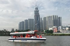 HCM City rolls out seven new waterway tours
