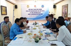 Vietnam, Laos, Asia-Pacific trade unions step up connections