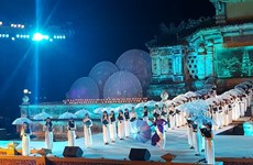 Hue Festival 2018 highlights five local World Heritage items