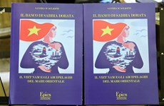 Italian book on Vietnam's island sovereignty introduced in Rome