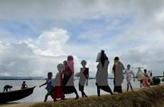 Myanmar allows UN agencies in Rakhine state