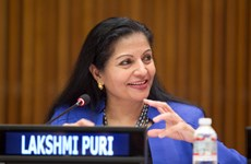 APEC delegates highlight women empowerment