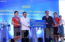 Sacombank Laos opens branch in Savannakhet province