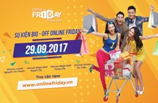 Online Friday boasts 3,000 firms